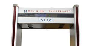 Alto metal detector del Archway di sensibilità, camminata tramite il metal detector