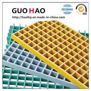 Fibra de vidrio, plástico reforzado con fibra no estándar de perfiles/GRP (GH N010)