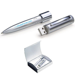 승진 선물을%s 주문을 받아서 만들어진 금속 회전대 섬광 USB