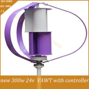 小さい縦の軸線の風発電機