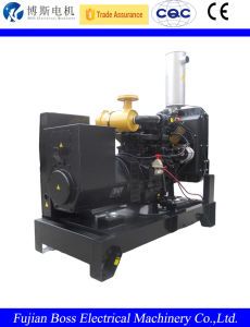 Weifang HD6126zldエンジン260kwのディーゼル発電機
