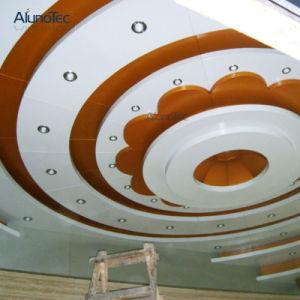Venda por grosso de corpos ocos de Tamanho Grande painéis do teto de alumínio para Tectos