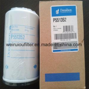 De ingevoerde Materiële Filter van de Olie van Donaldson van het Element van de Filter P551352