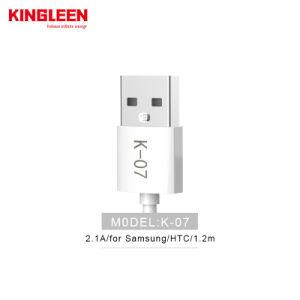 Precio mayorista 2.1A USB cable de datos de salida para las micro