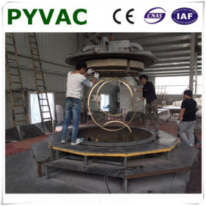 Metallizzazione sotto vuoto dello strato dell'acciaio inossidabile/macchina di metallizzazione