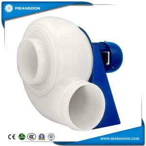 De plastic Radiale Ventilator van de Uitlaat van pp Industriële