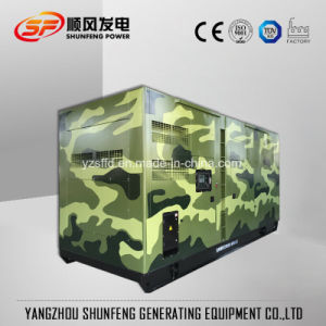 Landuse 450kVA 360kw puissance Cummins Super silencieux générateur électrique de gazole
