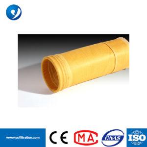 Planta de cemento de la bolsa de filtro P84 para una temperatura mayor Filtración de Polvo