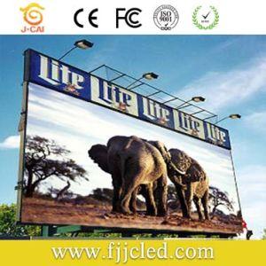 P10 seule couleur Outdoor défilement d'utilisation intérieure signe électronique Billboard