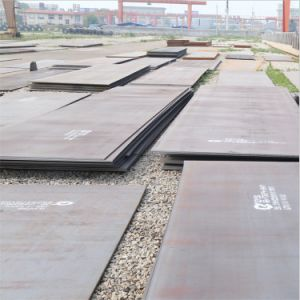 Q345、Spfc590のS335jo ASTMの等級50の熱間圧延の低合金の炭素鋼
