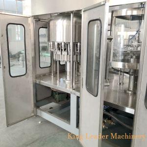 Automatische Wasser-AbfüllenFüllmaschine für Haustier-Flasche beenden