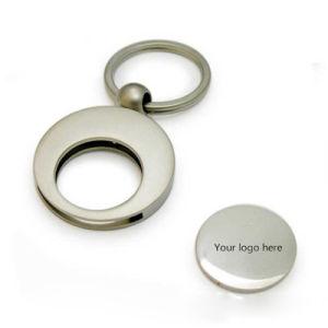 Bolsa de metal de qualidade profissional Coin Porta-chaves
