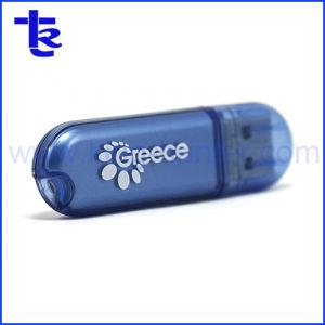 Прозрачной пластиковой основную часть флэш-диски карты памяти Memory Stick для компании подарок