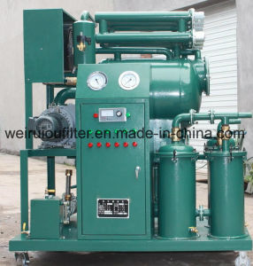専門の油純化器の製造業者販売法の高く有効な真空の変圧器の油純化器