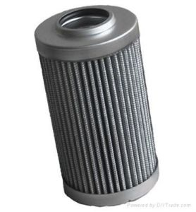 Élément de filtre plissé en acier inoxydable