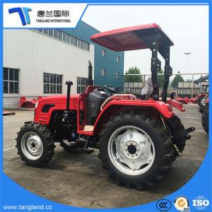 50 HP 4WD mediano/Traktar/césped/jardín/rueda/Agri/tractor agrícola