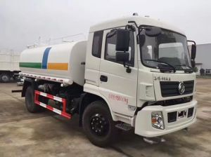 Dongfeng 4X2 8МУП резервуар для воды погрузчика