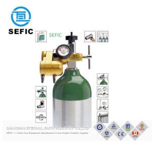 Cilindro ad ossigeno e gas medico portatile 2.8L