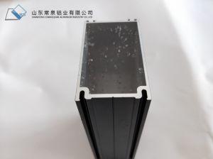 Modello personalizzato profilo scorrevole di alluminio della finestra del portello della stoffa per tendine di configurazione Changquan6063-T3 nuovo