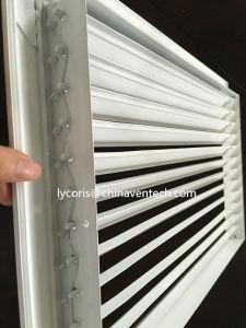 Griglia di aria di ritorno di ventilazione del diffusore dell'aria