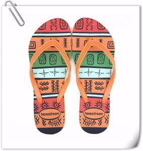 Commerce de gros Flip Flops personnalisé de l'été nouvelle mode hommes pantoufles antidérapant