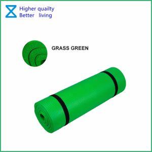 高品質カスタマイズされたサイズの環境に優しいTPE/NBR/EVA/Naturalのゴム製ヨガのマット
