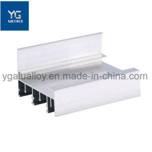La extrusión 6063 T5 T6 Perfil de aluminio para disipador de calor del perfil de aluminio