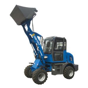 0.8トンの小さく重い建設用機器Oj08の小型ローダー