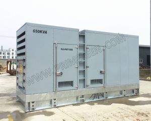715kVA Super silencieux alimenté par générateur diesel Perkins avec ce/ISO