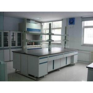 試薬の棚(JH-WF058)が付いている木製および鋼鉄実験室の家具