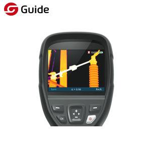 Macchina fotografica infrarossa di registrazione di immagini termiche B di serie acquistabile tenuta in mano della guida con risoluzione di 320*240