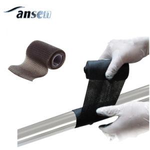 Wasser-Betätigtes Rohr dichten schnell Reparatur-Verpackungs-Band-Rüstungs-Verpackung