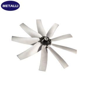 Het Blad van het Draagvlak van de Ventilator van de Uitdrijving van het aluminium