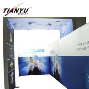 Expositor de exposiciones con luz LED de Verificación de Tianyu mostrar