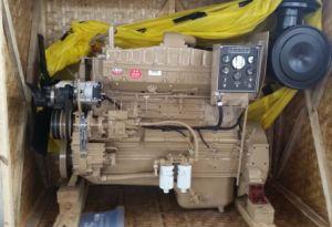 201kw de DrijfDieselmotor Nt855-P270 van de Pomp van de Waterkoeling Cummins