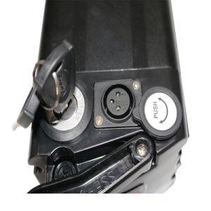 Celle della batteria di ione di litio dei pesci d'argento 48V 10.6ah Ebike 18650 con il caricatore 2A