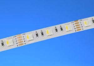 Striscia variopinta di alta qualità RGBW LED