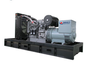 Бесшумный типа 50квт дизельный генератор из Китая