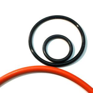 Ring-kann wasserdichtes Öl-Schwarz-Rot angepasst werden