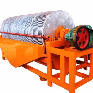 Разделения металлов машина влажная постоянного магнитного барабана сепаратора