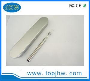 E Glas Cbd Ceramische Clearomizer van de Verstuiver 0.5ml van de Aanraking van de Knop van de Pen van de Uitrusting van de Verstuiver van de Sigaret het Lege