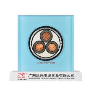 Collegare di alluminio XLPE/PVC del rame ISO10012/ha inguainato il cavo isolato di corrente elettrica