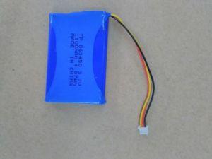 MSDS를 가진 정제를 위한 고품질 3.7V Li 중합체 건전지 2000mAh