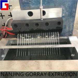 Ce & ISO gránulos de plástico PET que hace la máquina Línea de peletización