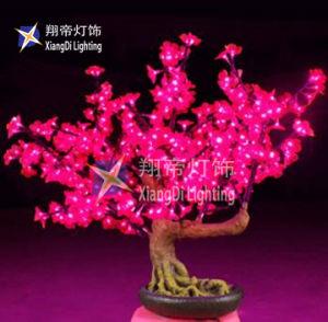 la stringa impermeabile esterna LED della corda del villaggio di natale di 0.8m illumina l'albero con il Musical