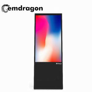 휴대용 LCD 디지털 Signage 32 인치 OEM 광고 장치 LCD 디지털 Signage를 광고하는 영상 스크린 선반 마운트 LCD 모니터