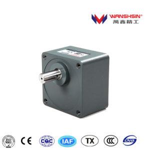 Wanshsin Micro Motor Eléctrico con caja de cambios