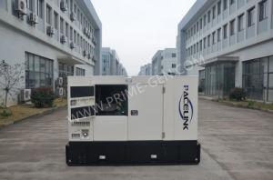 25 ква на базе Cummins звуконепроницаемых дизельных генераторных установках с маркировкой CE/ISO