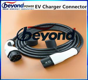 16A 32A IEC 62196-2 тип 2, тип 2 СПИРАЛЬ Спиральный кабель 5 м