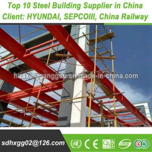 Abnehmer pries GB-Material fabriziertes Stahlgebäude 40X100